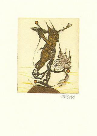 Osundra (from the Arte Para Curarte Series) by Zush