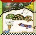 Presences in the Garden by Martin Bradley