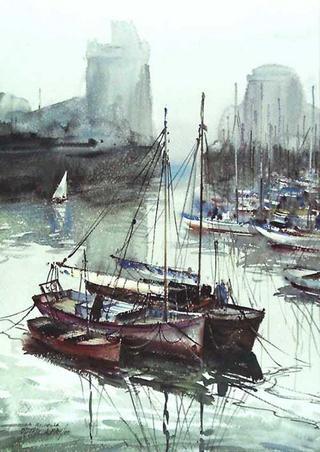 La Rochelle by Ortiz Alfau