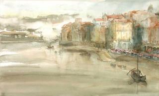 Ribeira - Porto by Alfredo Nogueira