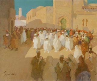 Marrocco Square by Tosar Granados