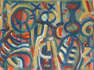 Funky Journey by Derek Culley