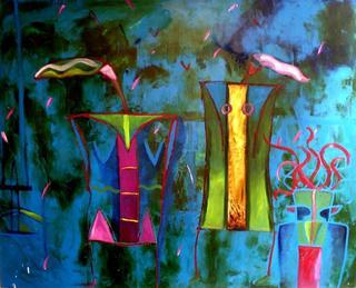 Night Sellers by Jaime Lupercio