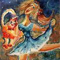 Dancing Fairy by Malka Tsentsiper