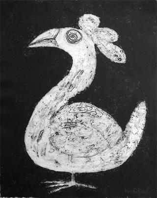 Roosterhen by Rockabrut