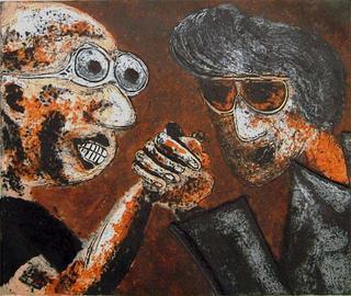 The Buddies by Rockabrut