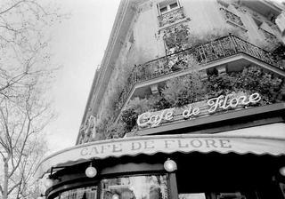 Paris, Café de Flore by Tiziano Micci