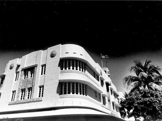 Miami Beach, Art Deco' 1 by Tiziano Micci