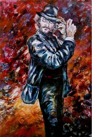 Antonio by Sylva Zalmanson
