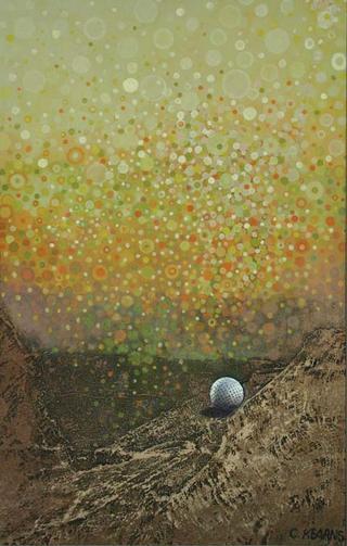 Sandtrap by Cliff Kearns