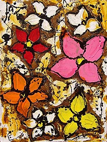 Flowers 3 by Salvatore Tonnara