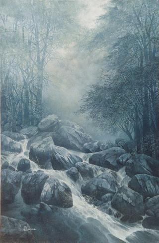 Morning Mist by Carolyn S. Deines