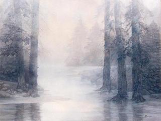 Solitude by Carolyn S. Deines
