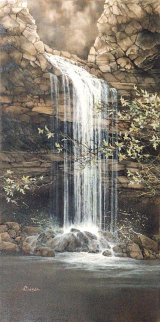 Cascade by Carolyn S. Deines