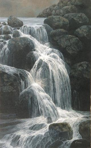 Waters Rage by Carolyn S. Deines