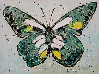 Butterfly 2 by Salvatore Tonnara
