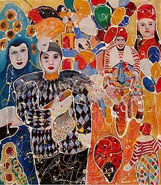 Carnival by Salvatore Tonnara