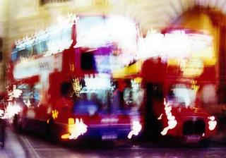 Night Buses by Andrew Stanford
