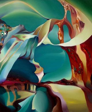 A Wonder with Dali by Oleg Safronov