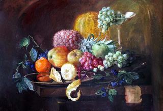 Fruits by Lubov LESOCHINA