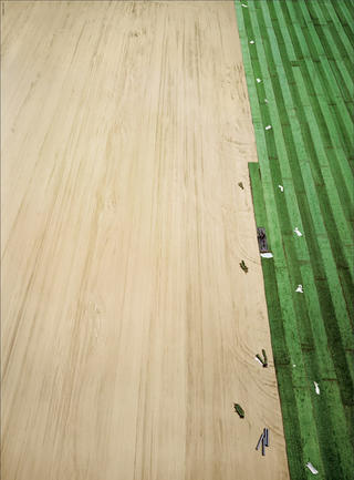 Untitled XV (2006 FIFA World Cup Germany) by Andreas Gursky