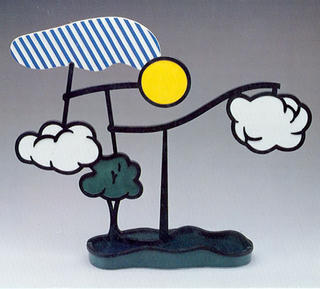 Landscape Mobile by Roy Lichtenstein