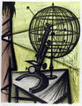 Microscope by Bernard Buffet