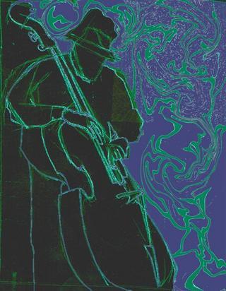 Charles Mingus 2 by Luis Yngüanzo