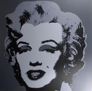 Marylin Monroe 1 by Andy Warhol