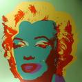 Marylin Monroe 2 by Andy Warhol