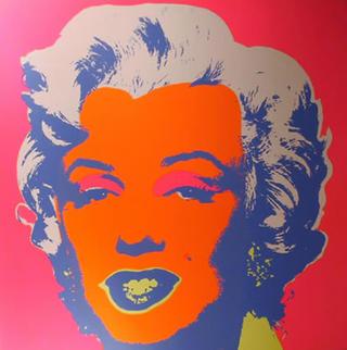 Marylin Monroe 3 by Andy Warhol