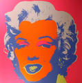 Marylin Monroe 3 by Andy Warhol
