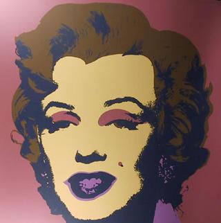 Marylin Monroe 4 by Andy Warhol
