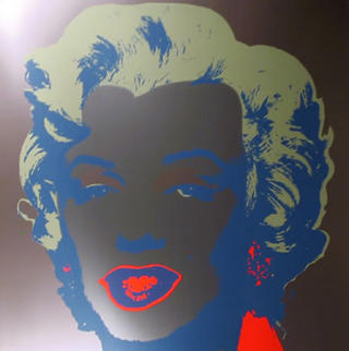 Marylin Monroe 5 by Andy Warhol