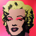 Marylin Monroe 7 by Andy Warhol