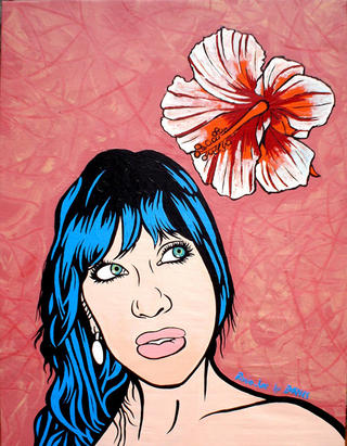 Rosie Lee by Cristian Barnes