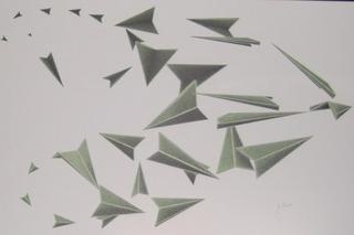 Delta Flight by Rafael Alonso Cumplido