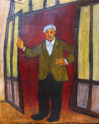 Georges Braque by David Price