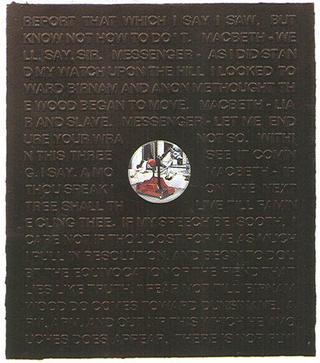 The Messenger (Macbeth Series) by Jaume Plensa