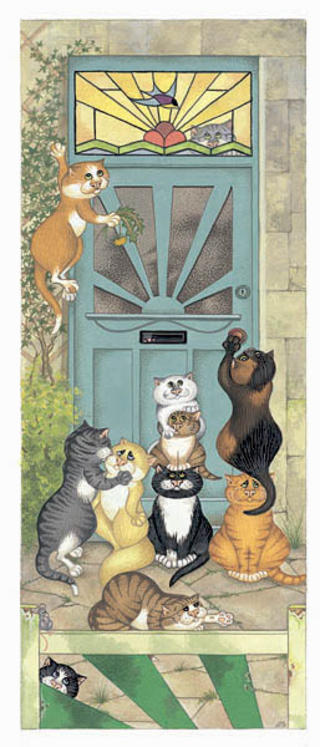 Cat Call by Linda Jane Smith