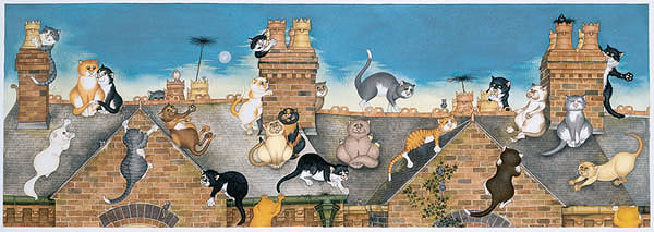 A Night on the Tiles by Linda Jane Smith