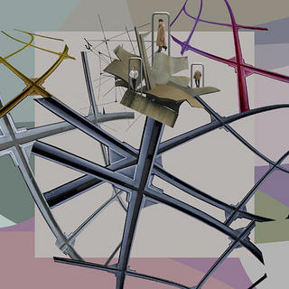 Urbis ( XVI ) by Franco Donaggio