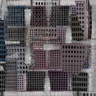 Urbis ( XVIII ) by Franco Donaggio
