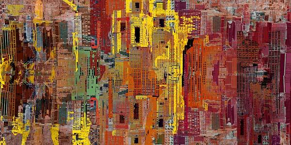 Urbis ( XX ) by Franco Donaggio