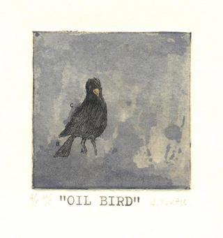 Oil Birds 06 by Alejandro Turell