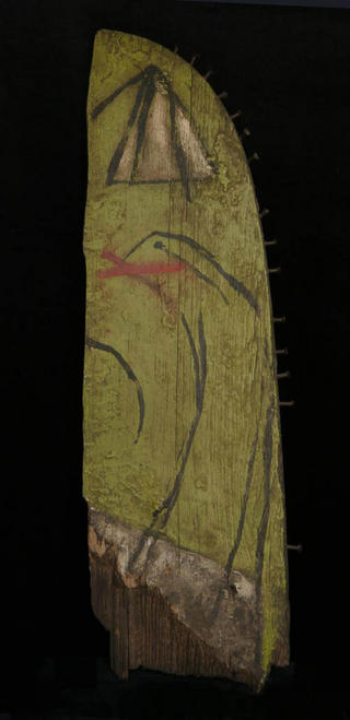 Serpent Green Board by Gustavo Fernández