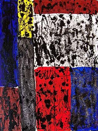 Abstract Compostion 24 by Salvatore Tonnara