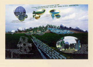 The City that Rides a Garbage Dump by Vito Acconci