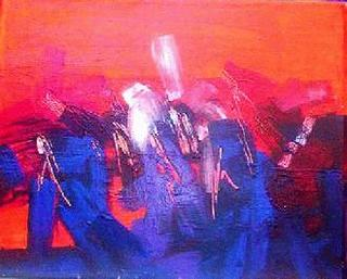 Chaos by Oscar Gagliano