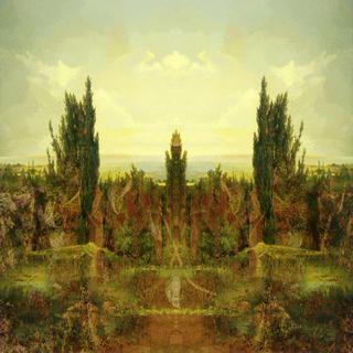 The Secret Garden  (Mystic Lanscapes Series) by Jesús Zatón